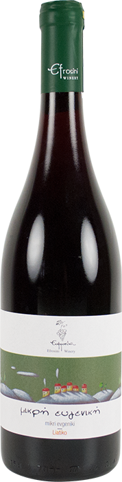 5 + 1 Mikri Evgeniki Liatiko 2017 - Efrosini Winery