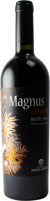 5 + 1 Magnus Baccata 2016 - Κτήμα Πόρτο Καρράς