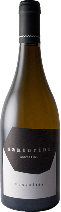 Santorini 2020 - Vassaltis Vineyards