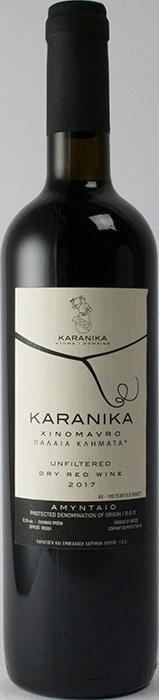 Xinomavro Old Vines 2018 - Domaine Karanika