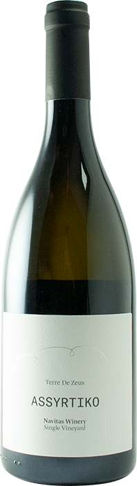 Terre De Zeus Assyrtiko 2020 - Navitas Winery