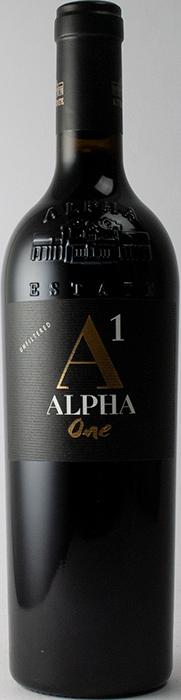Alpha One 2015 - Alpha Estate