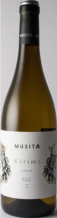 5 + 1 Karima Grillo 2020 - Musita Winery