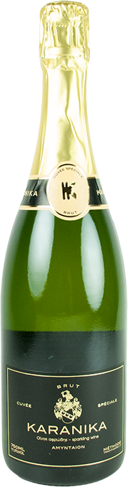 Brut Cuvee Speciale 2016 - Κτήμα Καρανίκα