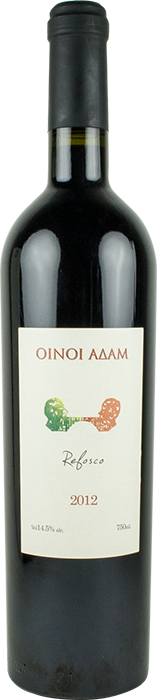 Refosco 2012 - Adam Wines